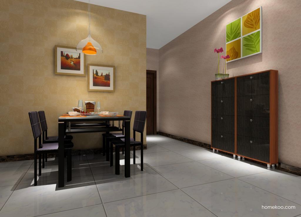 德国森林餐厅家具E0718