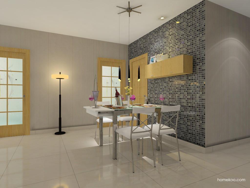 餐厅家具E0726