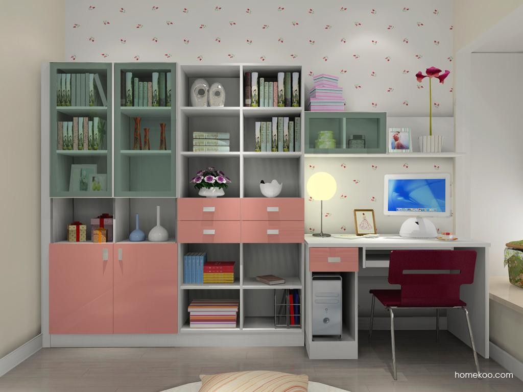 书房家具C3477