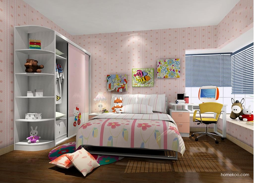 女孩的梦青少年房B3850