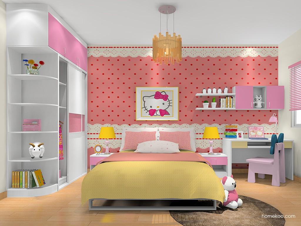 女孩的梦青少年房B3843