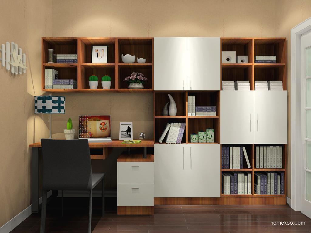 新实用主义书房家具C3500