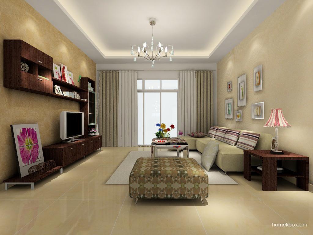 新实用主义客厅家具D0532