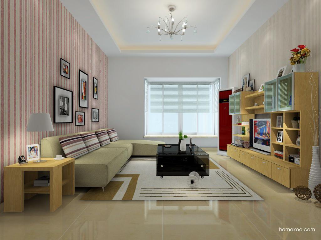新实用主义客厅家具D0531