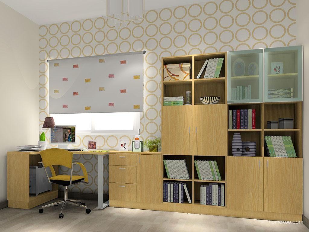 新实用主义书房家具C3505