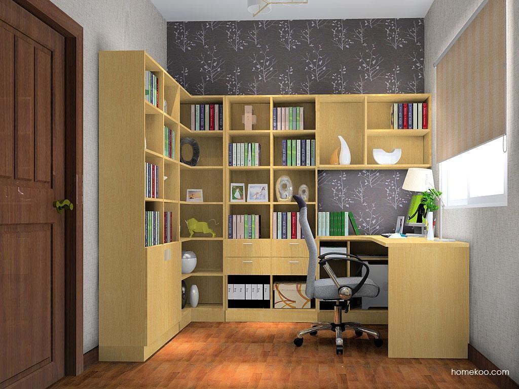 新实用主义书房家具C3506