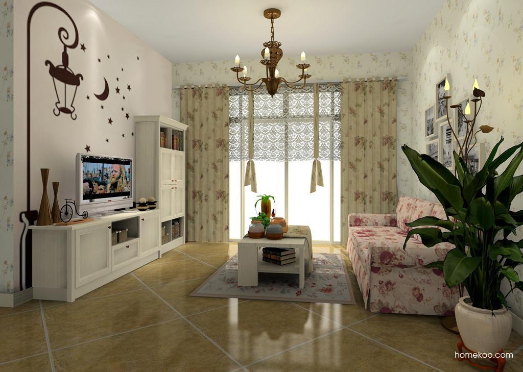 英伦印象客厅家具D0525