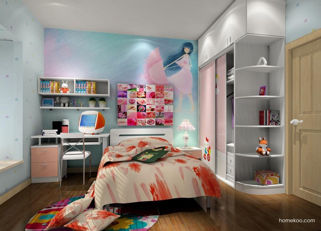 女孩的梦青少年房B3867
