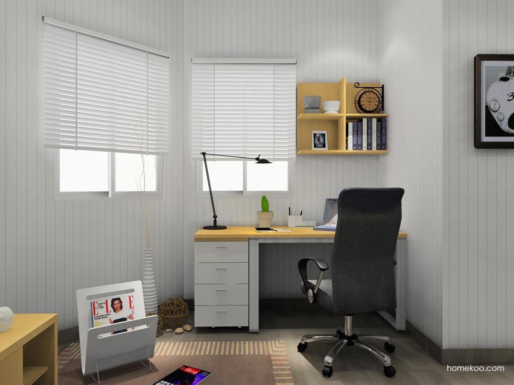 新实用主义书房家具C3512