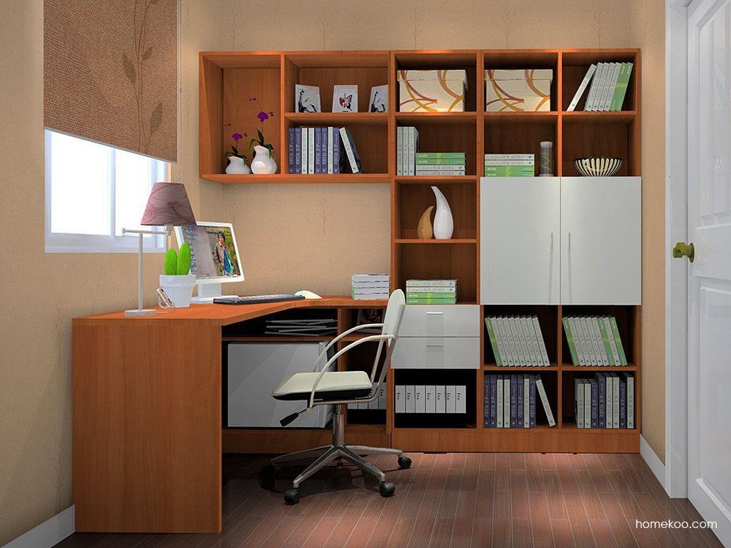 新实用主义书房家具C3516