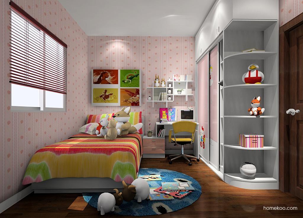 女孩的梦青少年房B3879