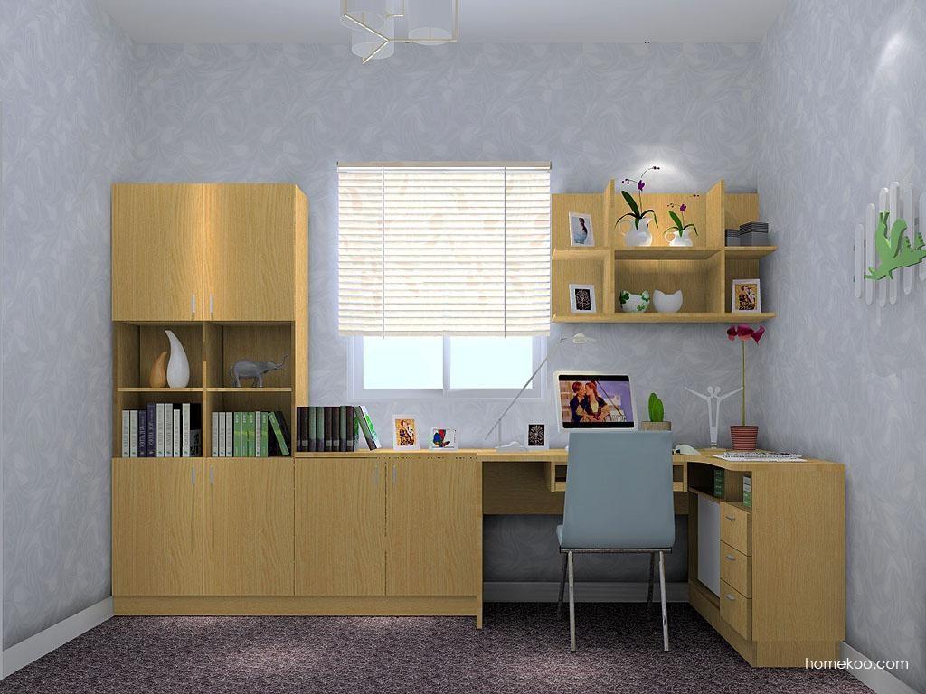 新实用主义书房家具C3529