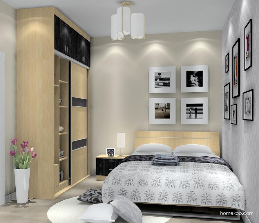 新实用主义卧房家具A6190