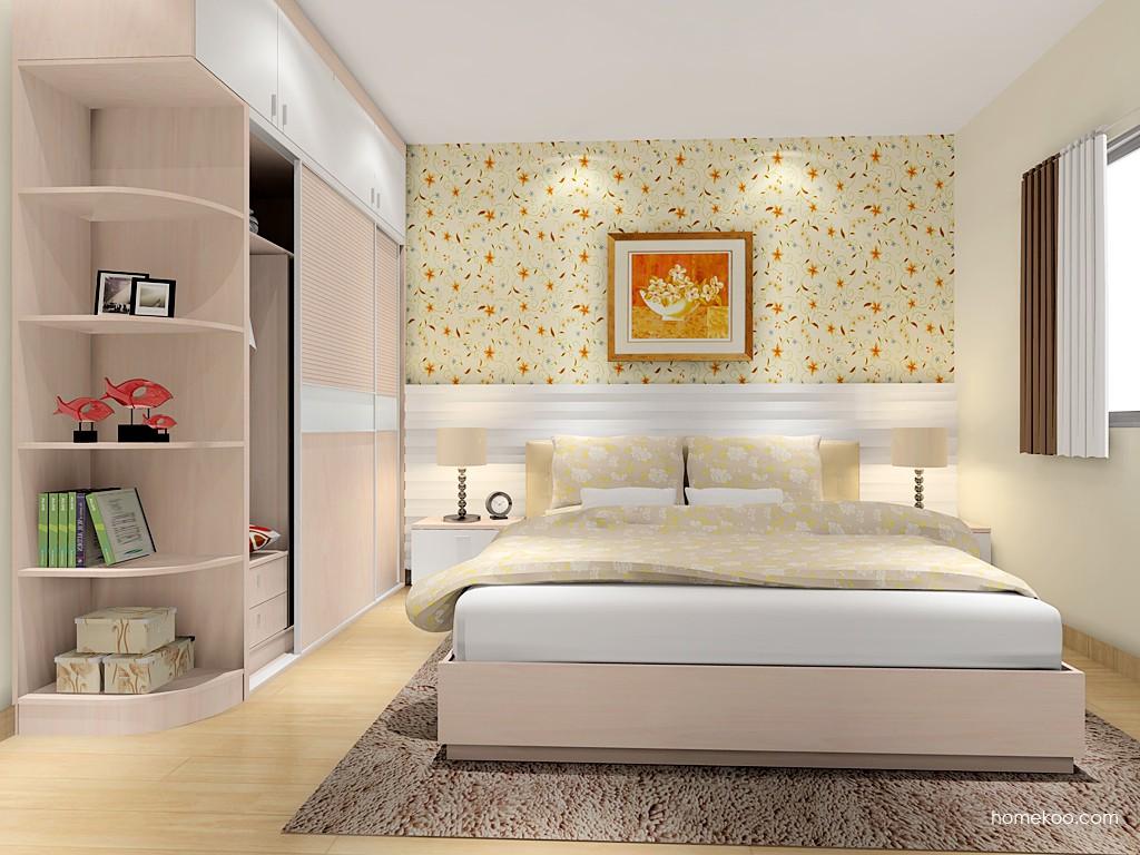 新实用主义卧房家具A6207