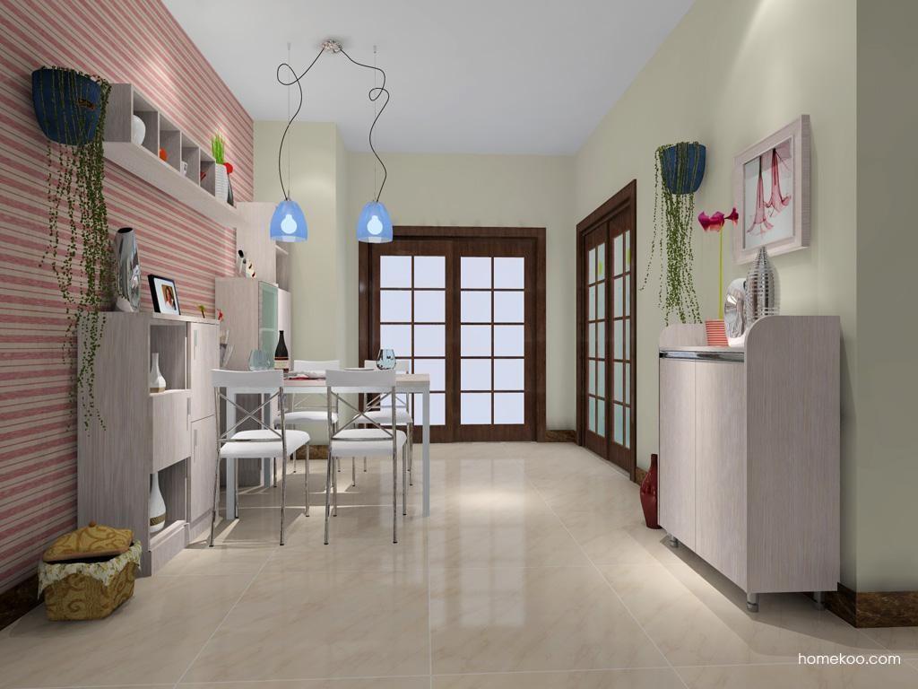新实用主义餐厅家具E0793