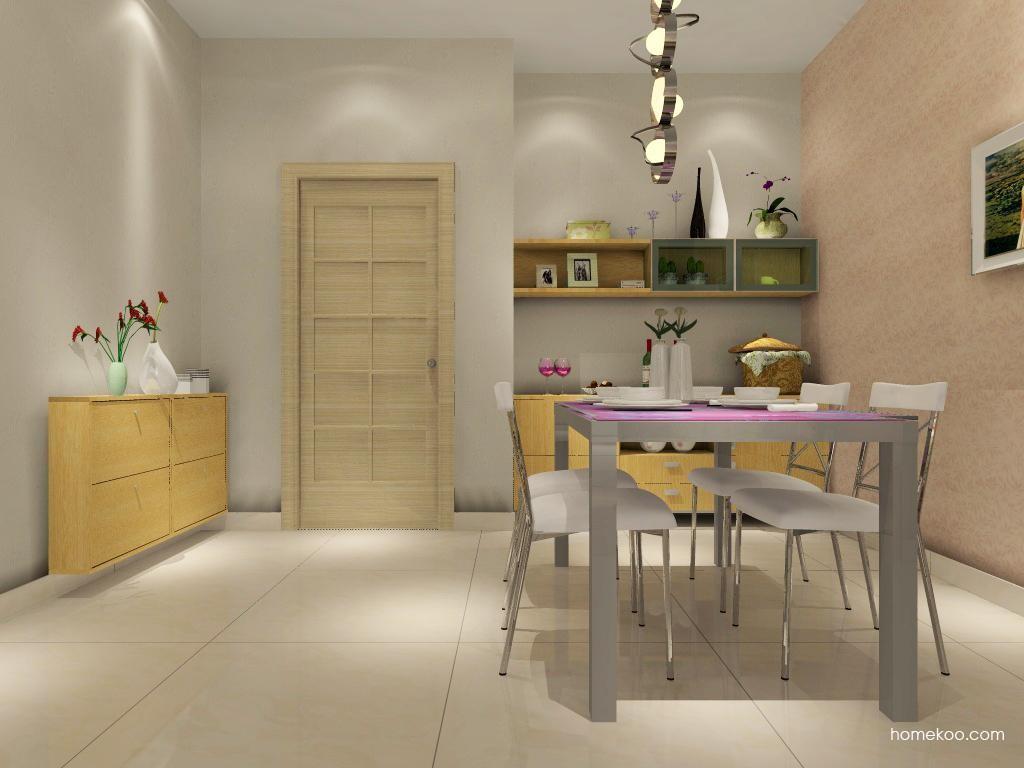 新实用主义餐厅家具E0806