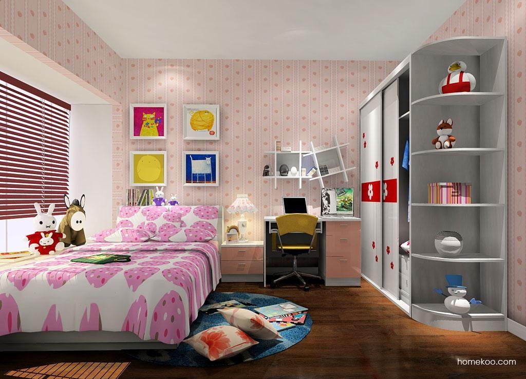 女孩的梦青少年房B3907