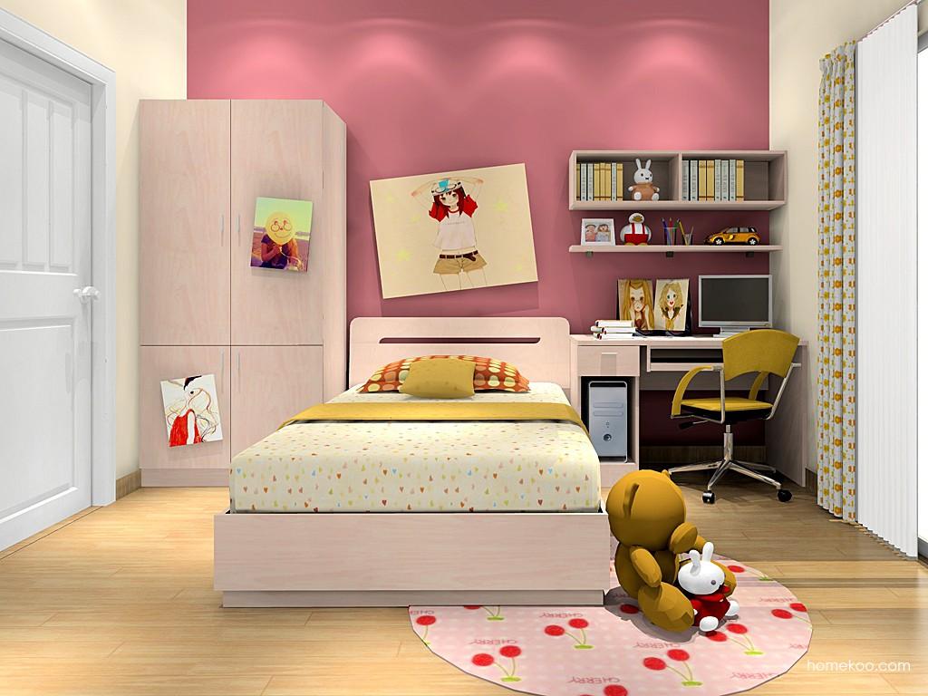 女孩的梦青少年房B3904