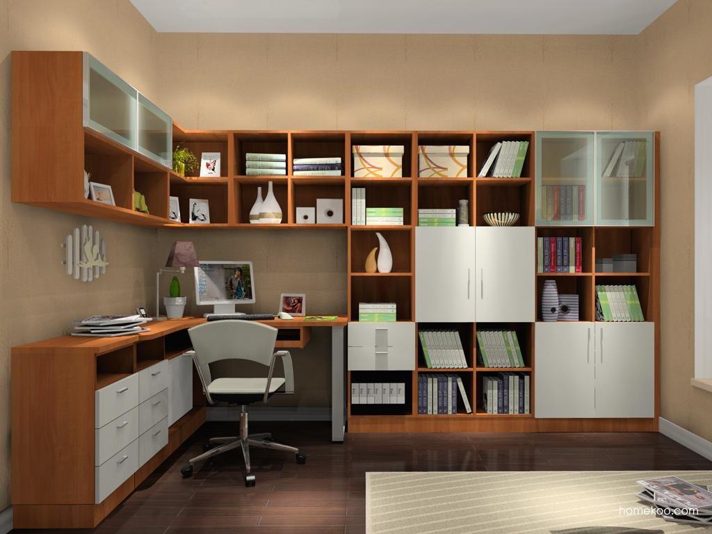 新实用主义书房家具C3560