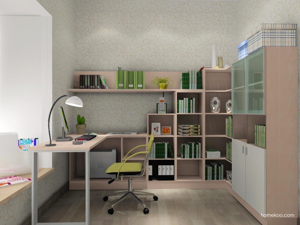 新实用主义书房家具C3559