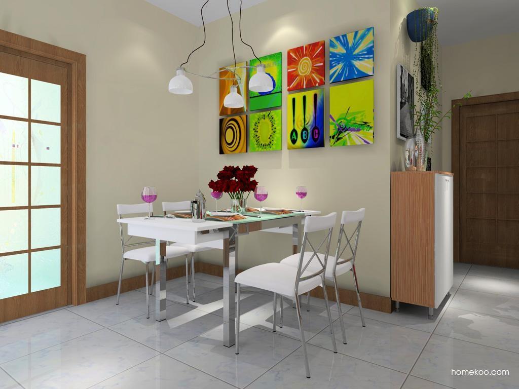 新实用主义餐厅家具E0822
