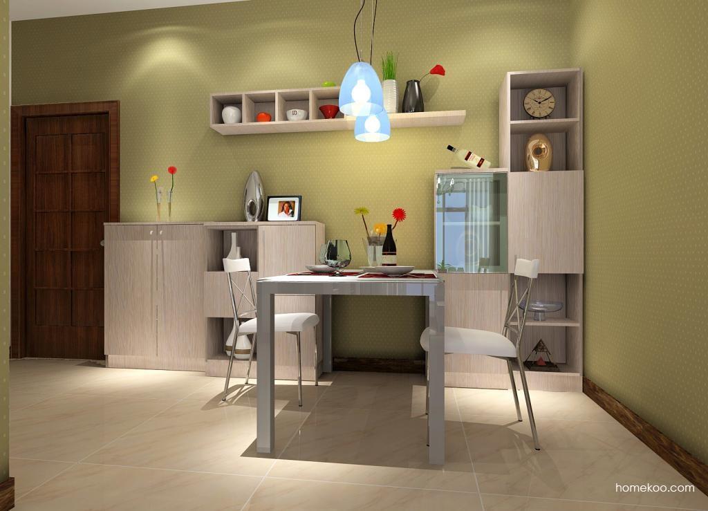 新实用主义餐厅家具E0824