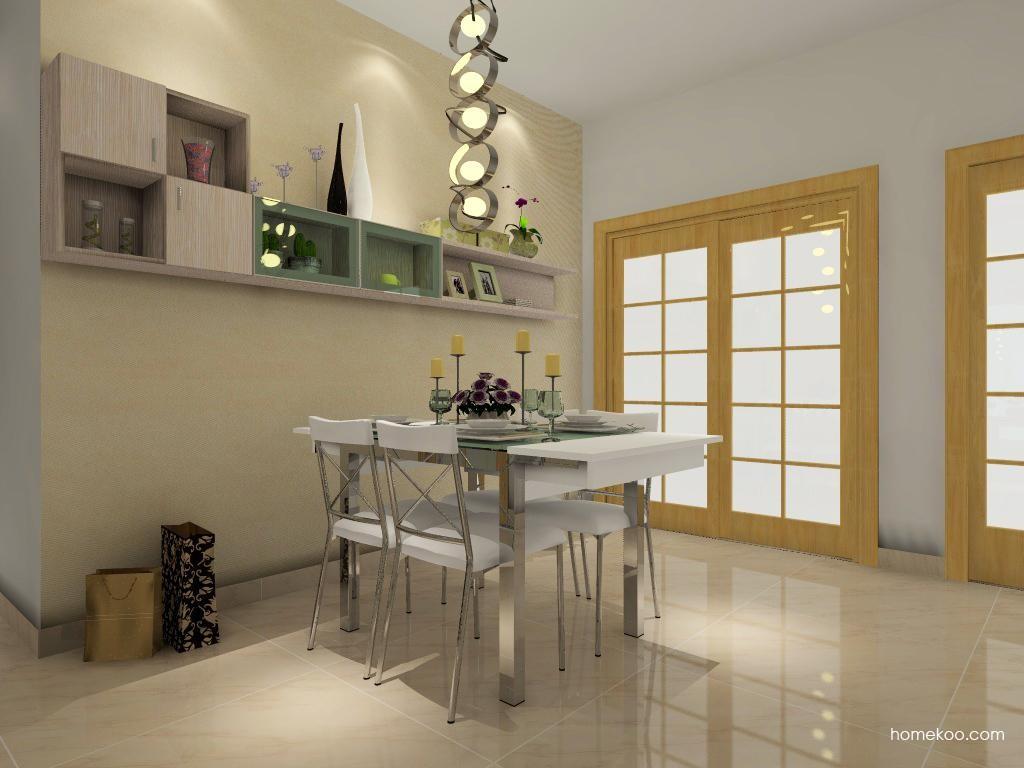 新实用主义餐厅家具E0826
