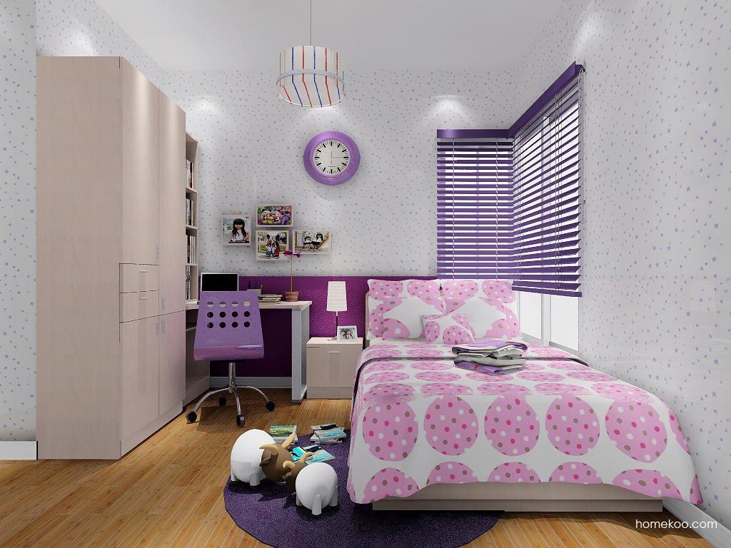 女孩的梦青少年房B3925