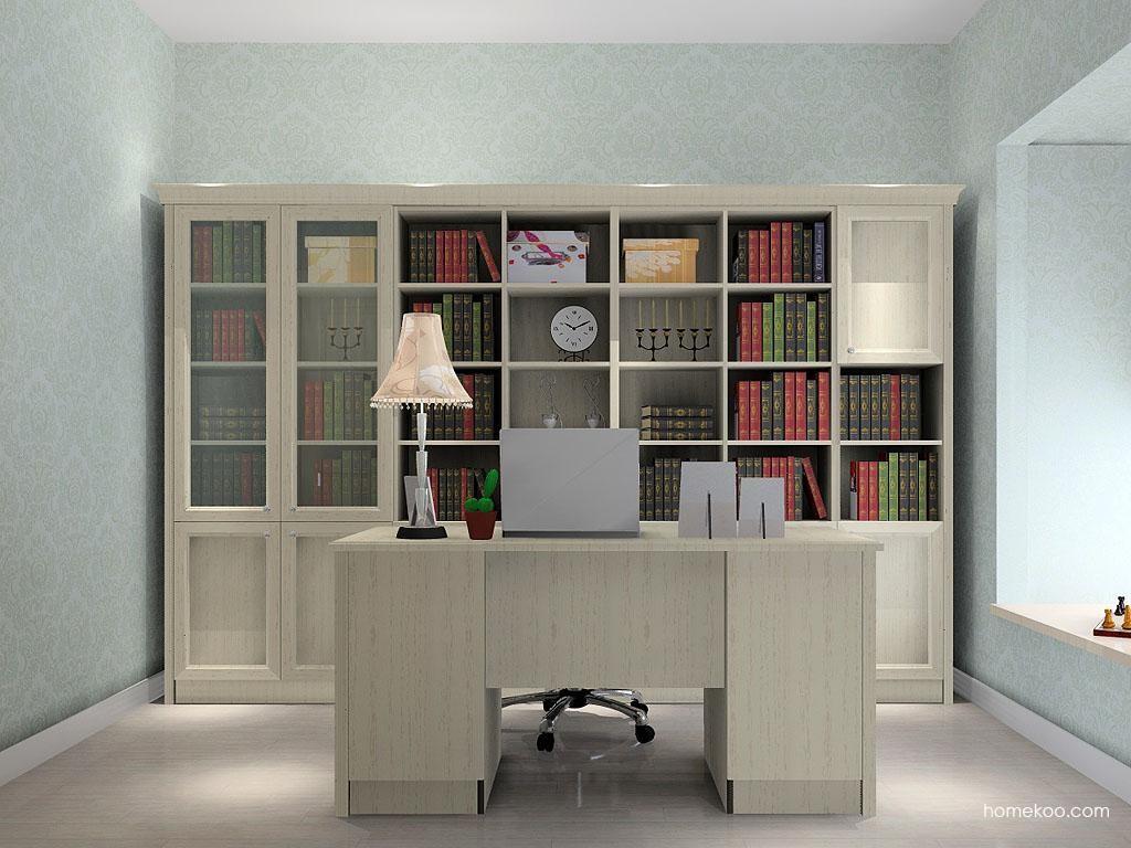 英伦印象书房家具C3578