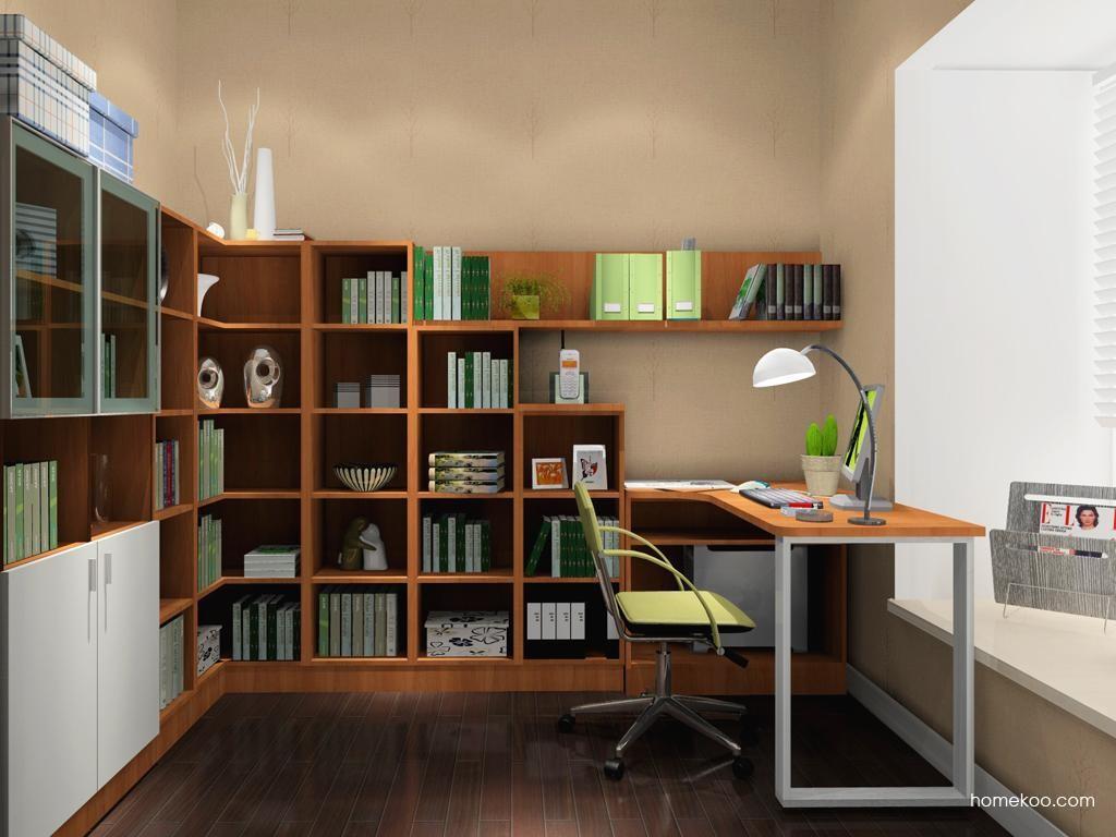 新实用主义书房家具C3571