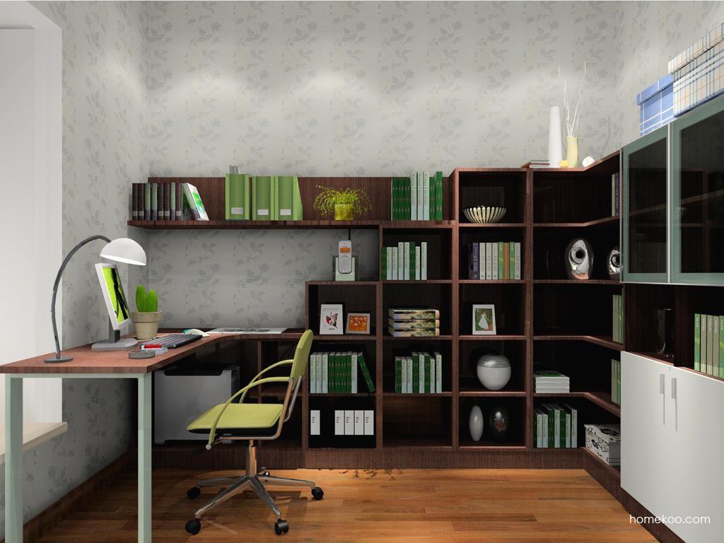 新实用主义书房家具C3579