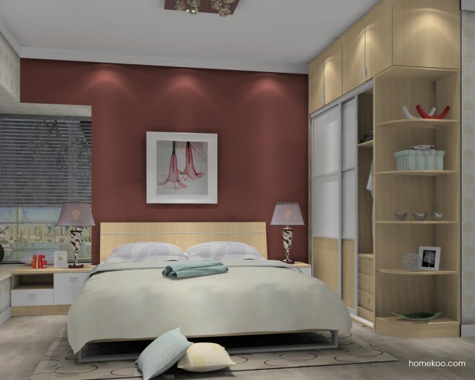新实用主义卧房家具A6325