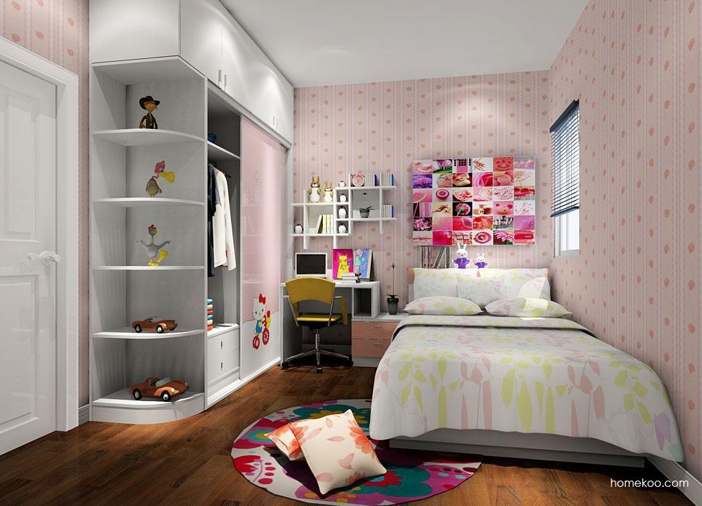 女孩的梦青少年房B3935