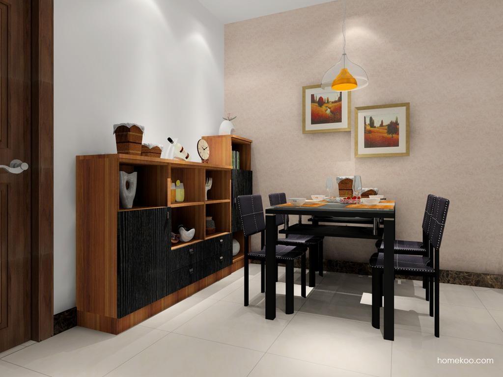 德国森林餐厅家具E0855
