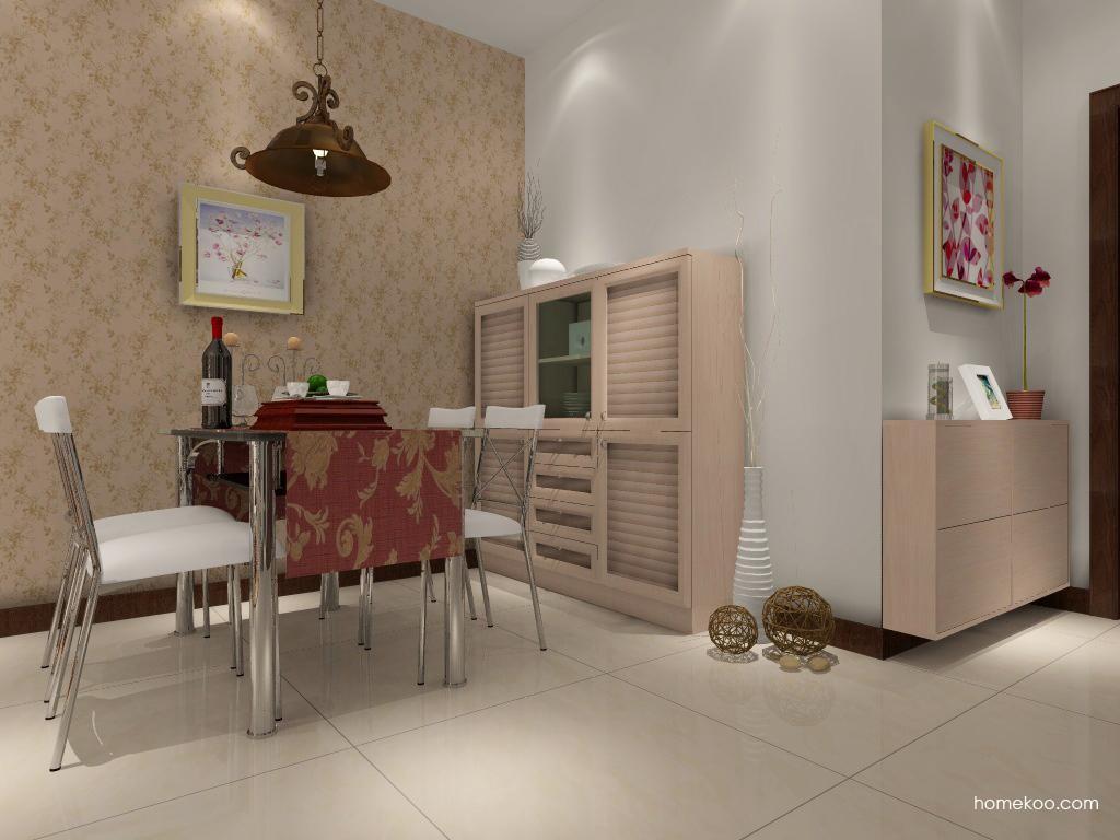 北欧阳光餐厅家具E0850