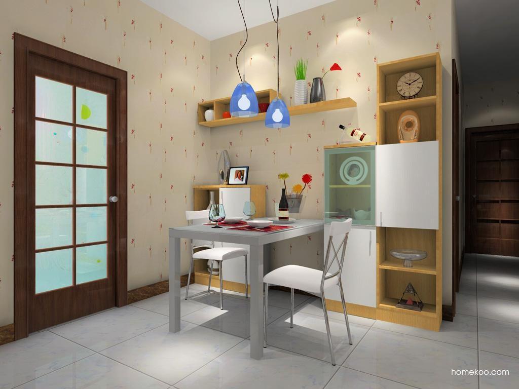 新实用主义餐厅家具E0853