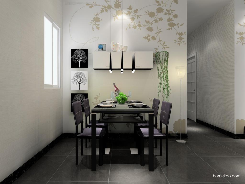 简约主义餐厅家具E0857