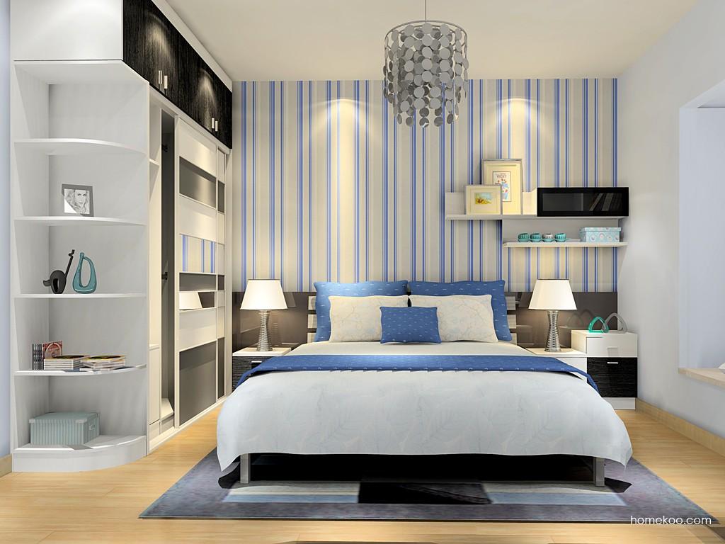 新实用主义卧房家具A6359