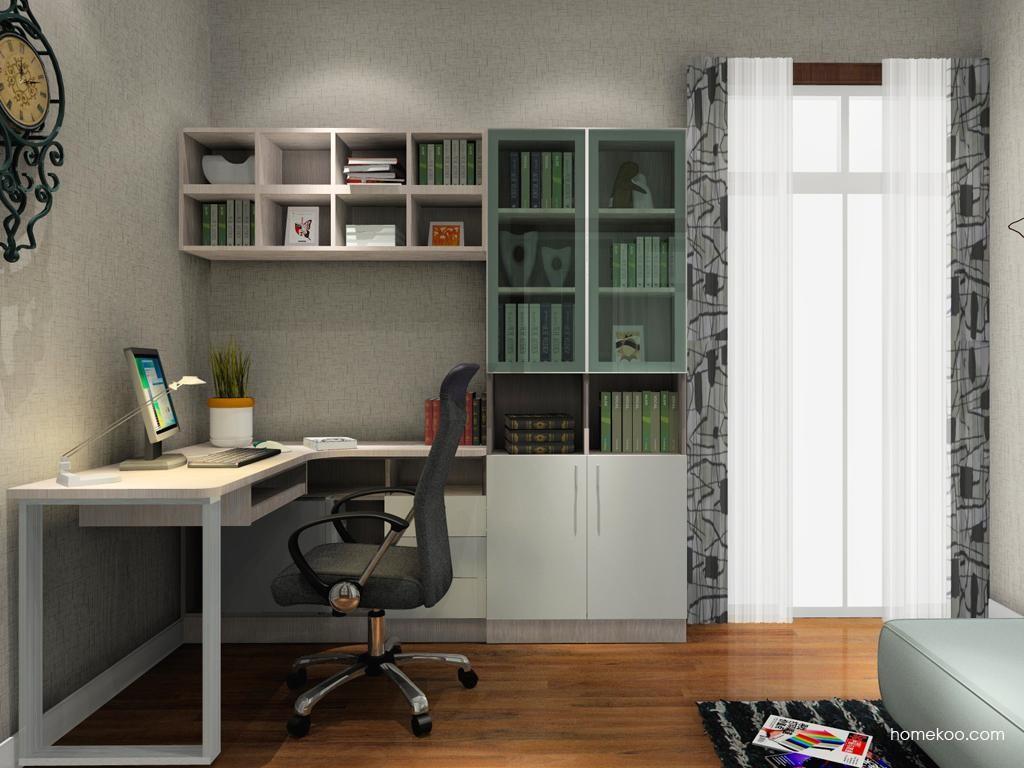 新实用主义书房家具C3600