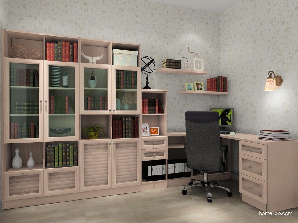 北欧阳光书房家具C3590