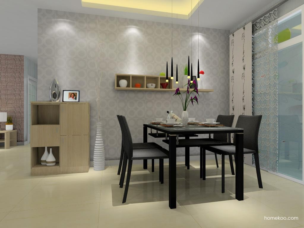新实用主义餐厅家具E0864