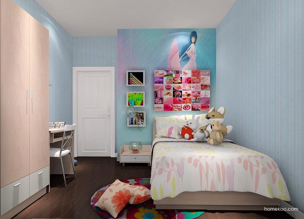 女孩的梦青少年房B3956
