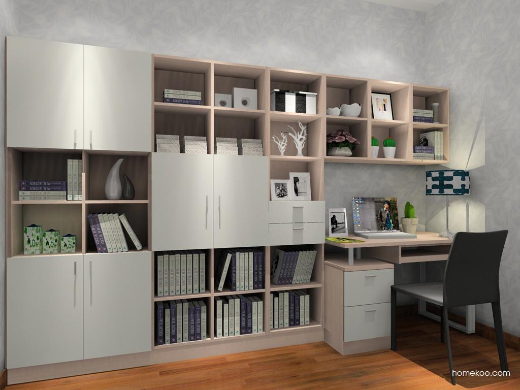 新实用主义书房家具C3602