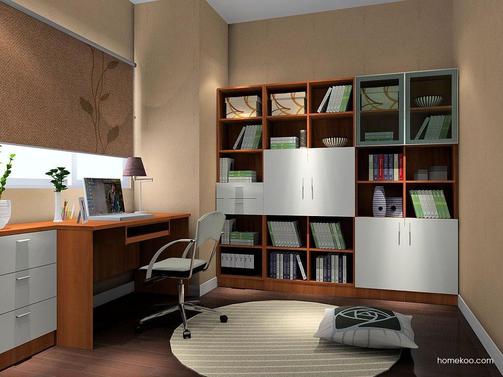 新实用主义书房家具C3616