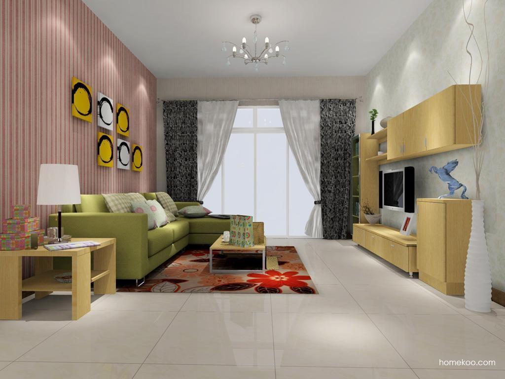 新实用主义客厅家具D0641