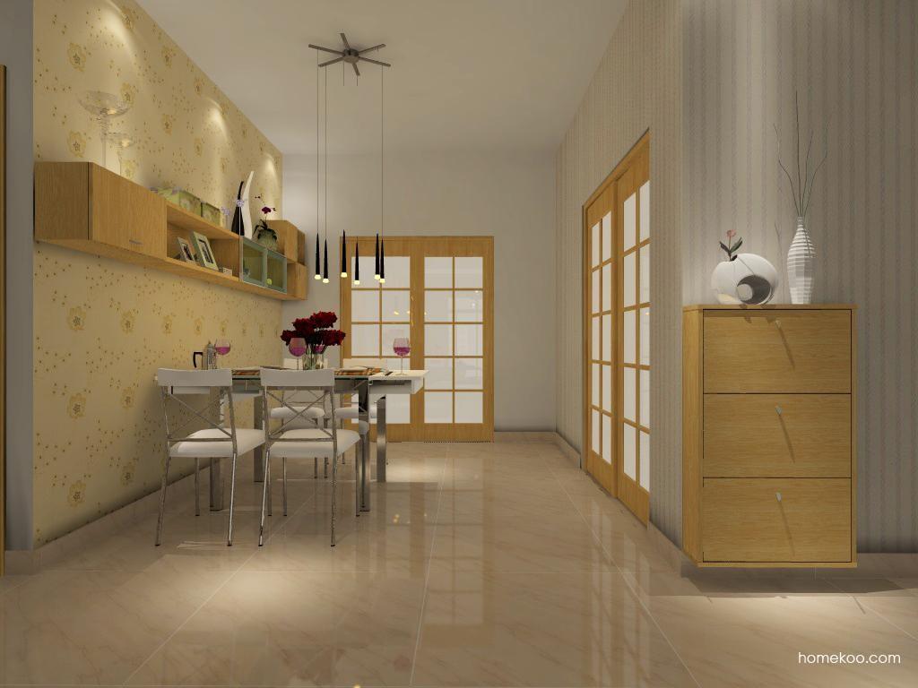 新实用主义餐厅家具E0876