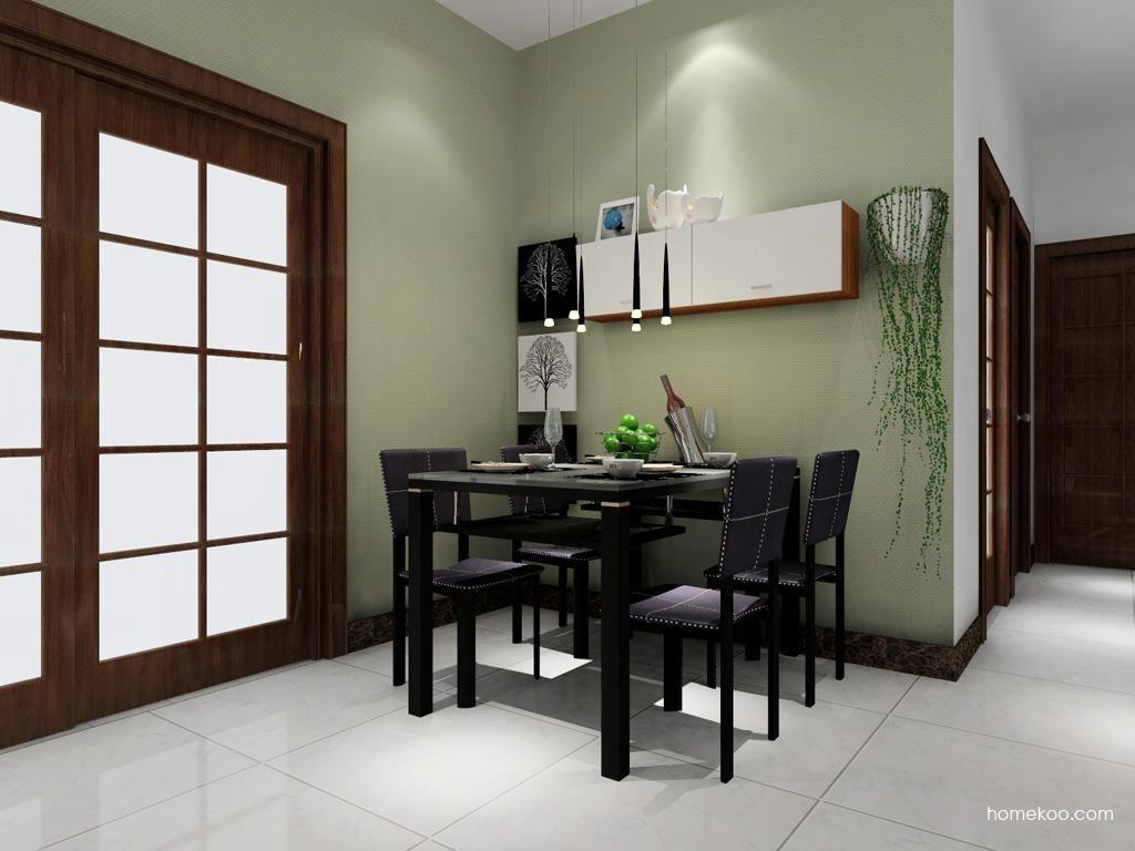 新实用主义餐厅家具E0884