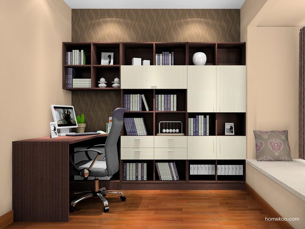 新实用主义书房家具C3611