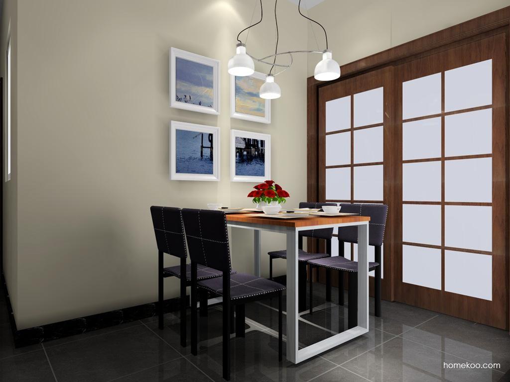 新实用主义餐厅家具E0870