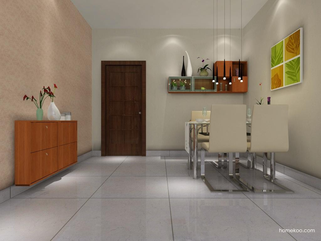 新实用主义餐厅家具E0886